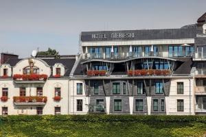 Pięciogwiazdkowe hotele w Krakowie