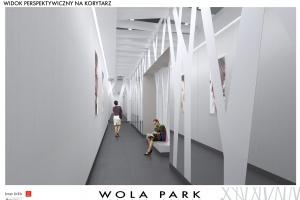 Pięć koncepcji na nowy design toalet w Wola Parku