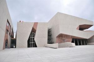 Jordanki, od Menis Arquitectos, na ostatniej prostej