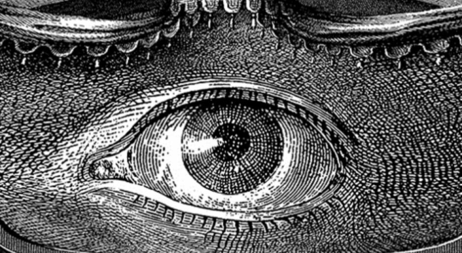 Tajemniczy mural wyłania się spod ręki Jakuba Woynarowskiego