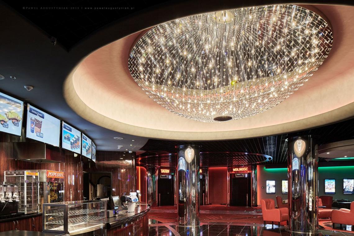 Kino Helios w Sukcesji. To projekt Żera 2 Architekci