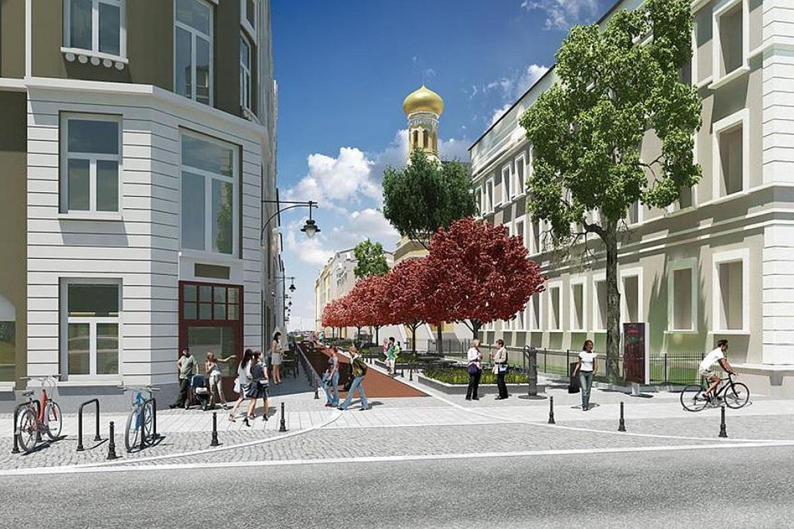 Kolejna ulica w Łodzi zmieni się w wonnerf