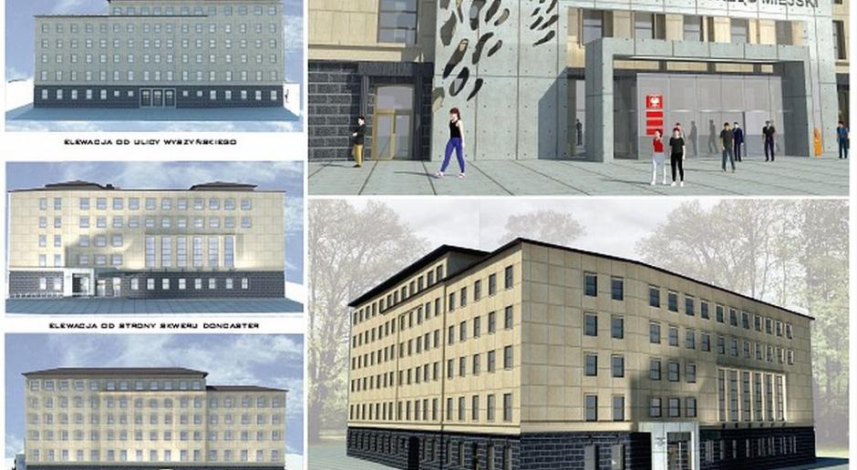 Urząd Miejski w Gliwicach czeka remont. Wykonawca poszukiwany