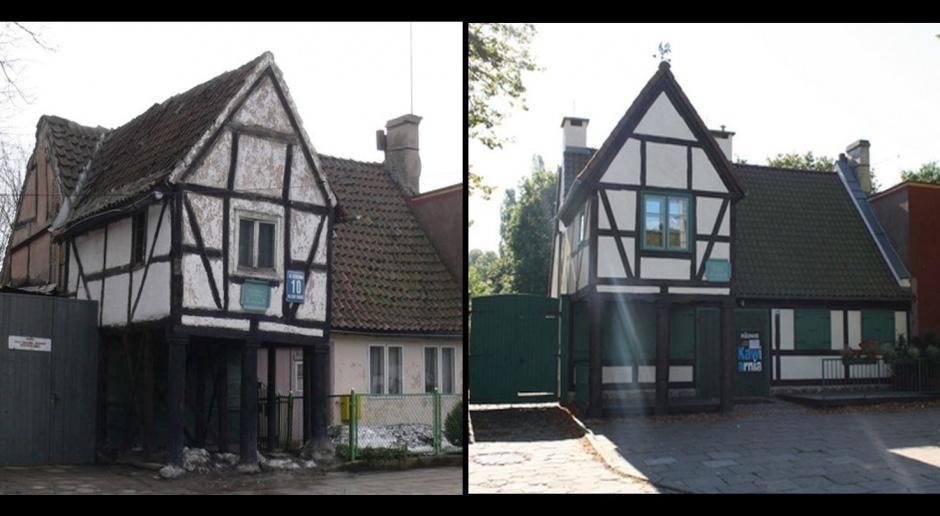 Drugi etap modernizacji charakterystycznego oruńskiego domu