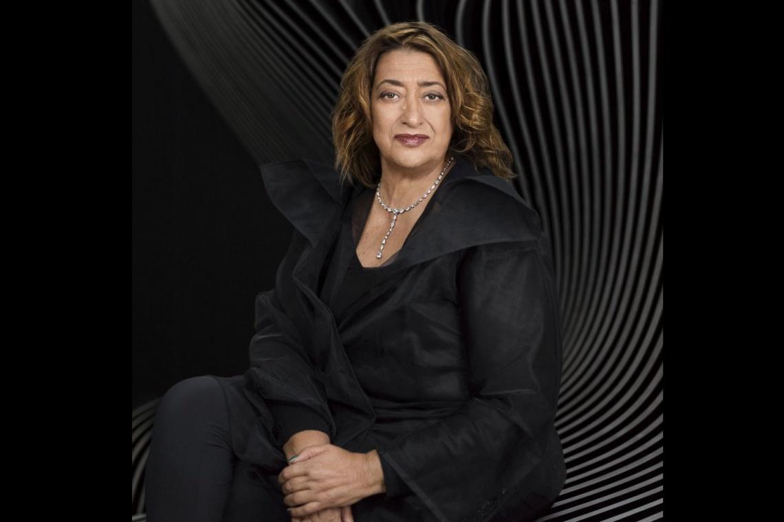 Zaha Hadid jako pierwsza kobieta w historii z takim wyróżnieniem
