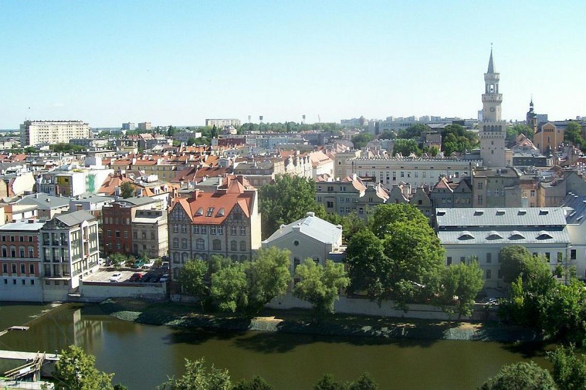 Przestrzenny potencjał rozwoju Opola