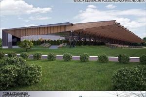 Pierwszy kryty tor łyżwiarski w Polsce zaprojektuje Kontrapunkt V-Projekt