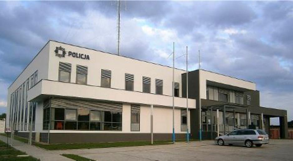 Skanska zrealizowała budynek policji w Myśliborzu