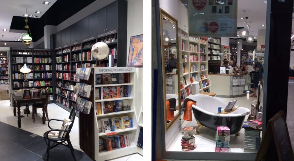 Ta księgarnia wygląda jak mieszkanie