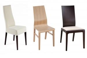 Krzesła też mogą być designerskie - klasyczne lub nowoczesne