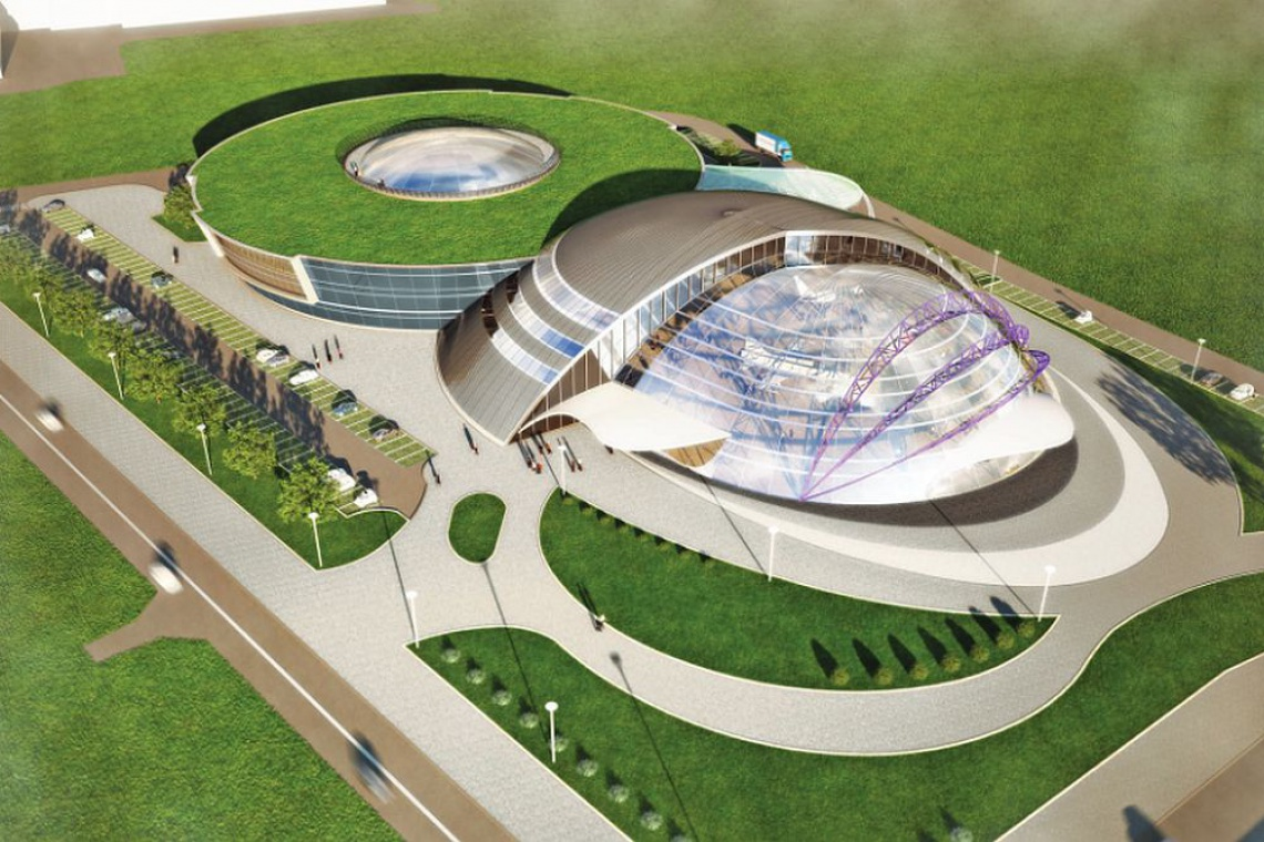 Centrum wystawienniczo-kongresowe za blisko 155 mln zł