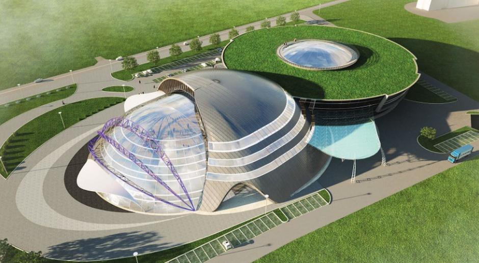 Tak będzie wyglądało centrum kongresowe w Jasionce