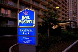 Zaglądamy do wnętrza Best Western Hotel Felix