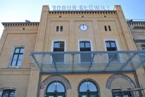 Dworzec Toruń Główny jak nowy