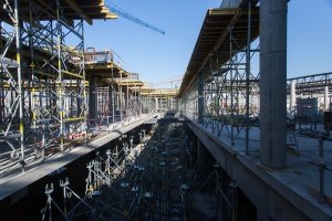 Najnowsze zdjęcia z budowy Centrum Posnania