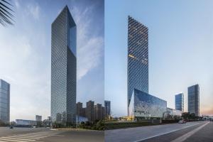 SOM LLP zaprojektowali luksusowy wieżowiec - to hotel InterContinental