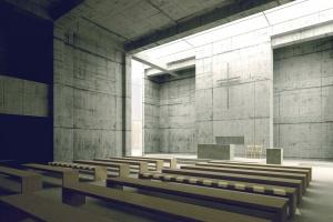 Seminarium duchowne z betonu - polski projekt doceniony w Europie