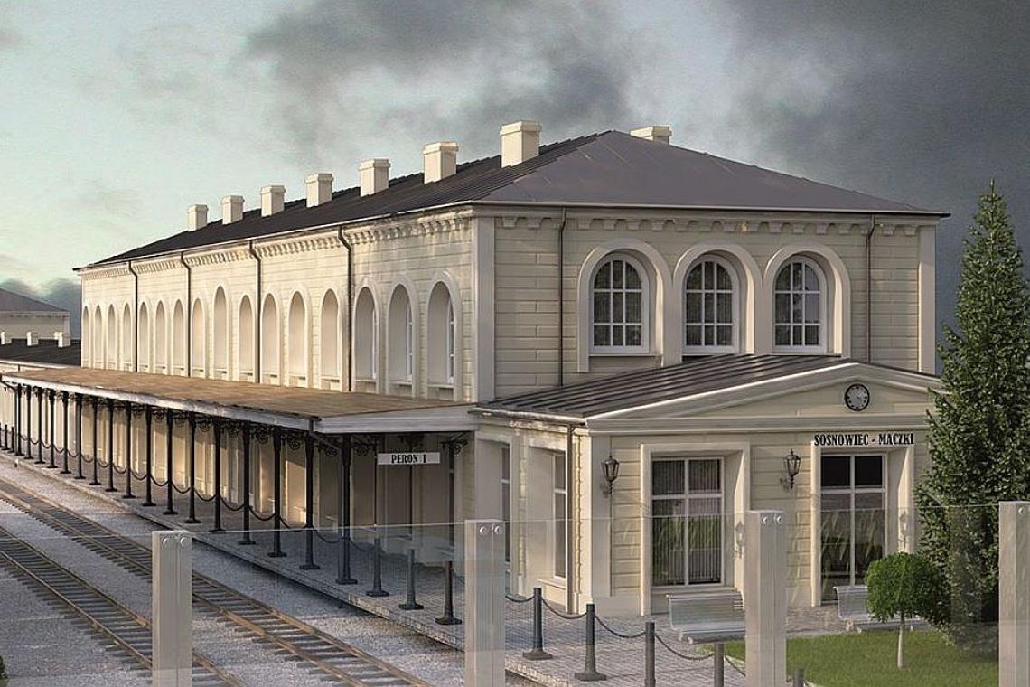 PKP będzie rewitalizował dworzec w Maczkach