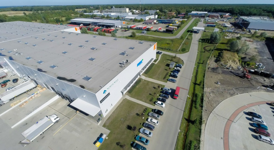 North-West Logistic Park rozrasta się według projektu EastWave Design