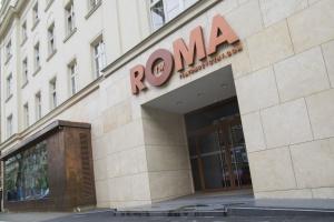 O mamma mia! Roma ma nowe wnętrza