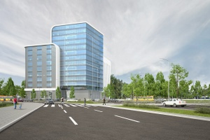 PKP szykuje biurowiec w Warszawie