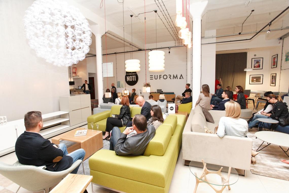 Euforma - nowa, pełna polskiego designu przestrzeń