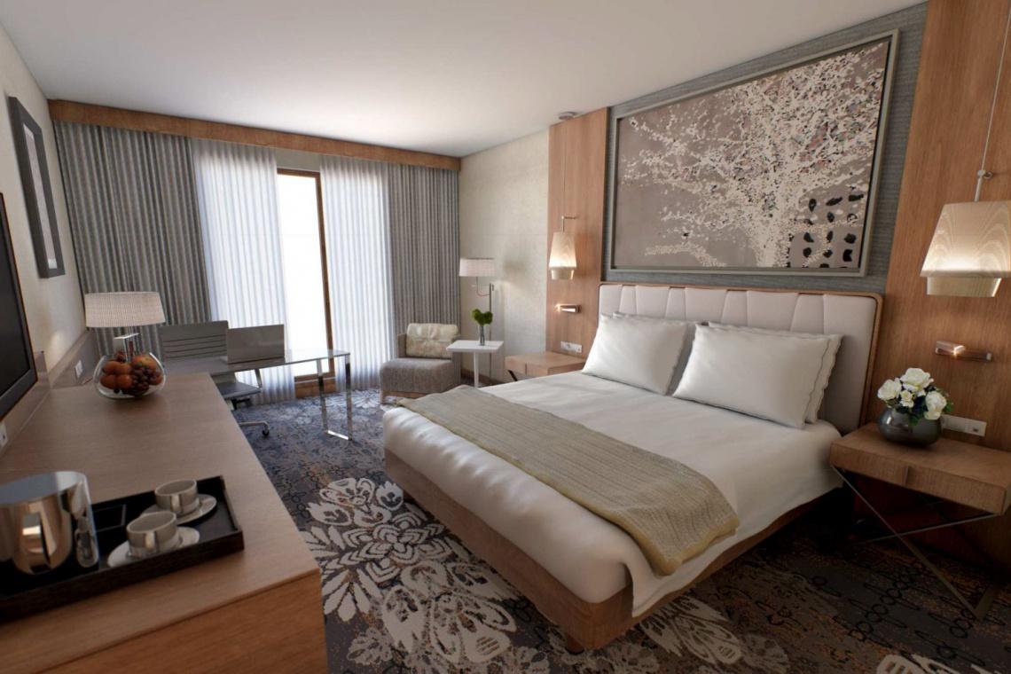 DoubleTree by Hilton w Krakowie już otwarty