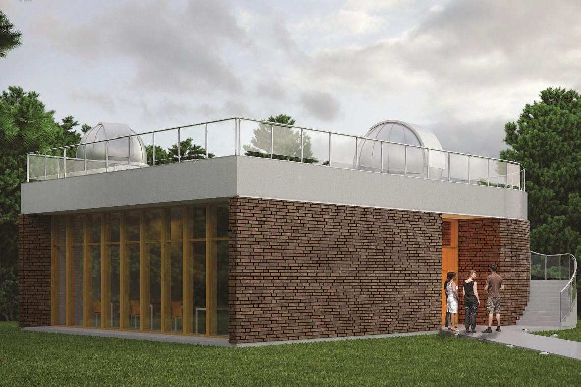 Koszalin: Śmiały projekt obserwatorium astronomicznego