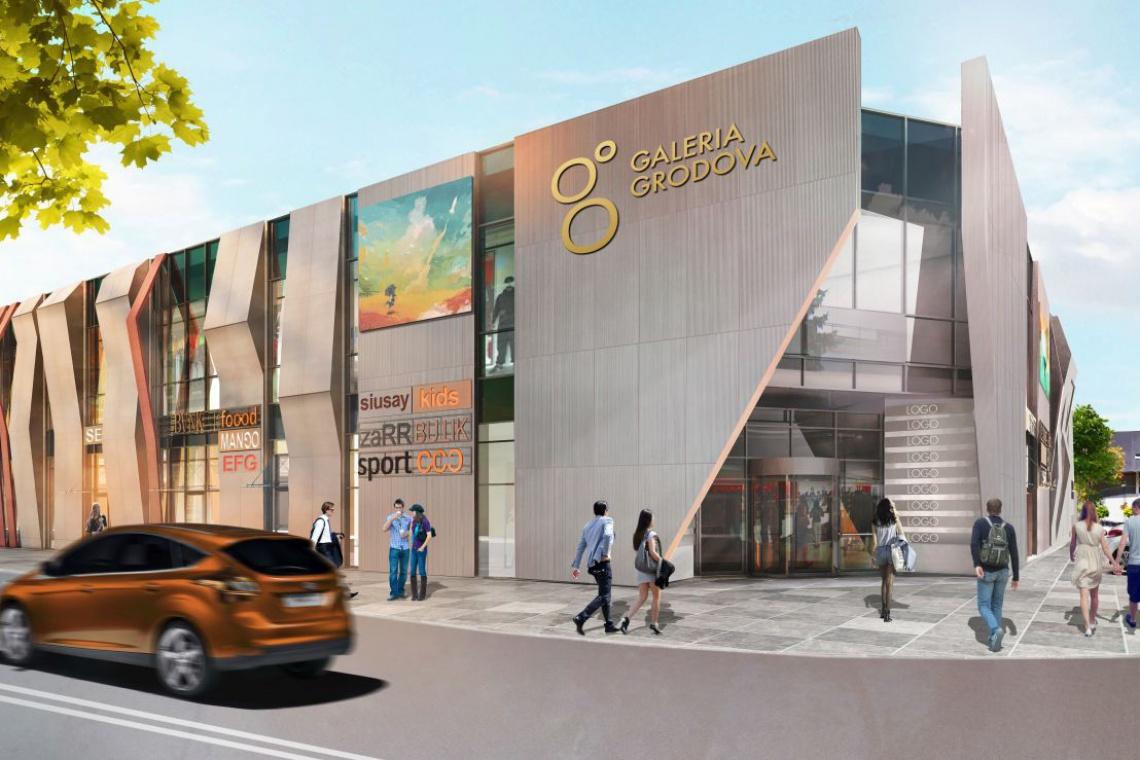 Wielkie otwarcie w Grodzisku Mazowieckim. Galeria Grodova już gotowa