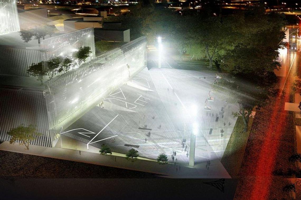 Zakończono budowę Centrum Spotkania Kultur