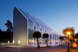 Otwarto Hotel Baltic Palace - to odważny projekt Tańskiego i Michalewicza