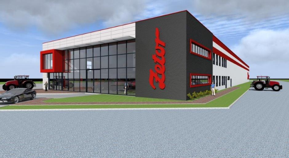 Omnis zaprojektowali, a FB Antczak wybuduje halę w Kaliszu