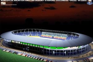 Unieważniono przetarg na budowę stadionu żużlowego w Łodzi