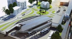 Nowoczesna stacja kolejowa i nowy tunel dla pieszych w Zielonej Górze