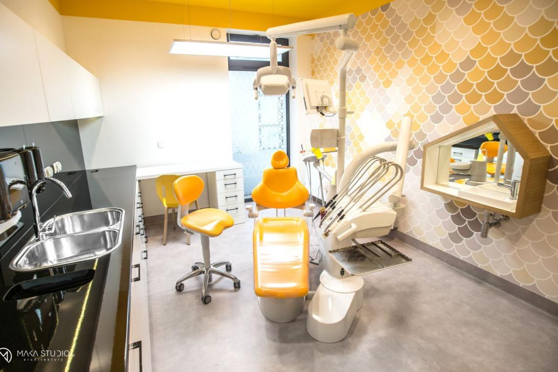 U dentysty może być kolorowo i przytulnie
