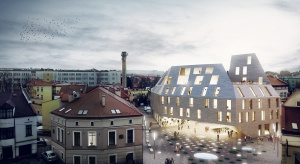 Plac Garncarski inspiracją dla nowego hotelu w Rzeszowie