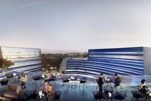 Niezwykły pod względem architektury hotel może powstać w Rzeszowie
