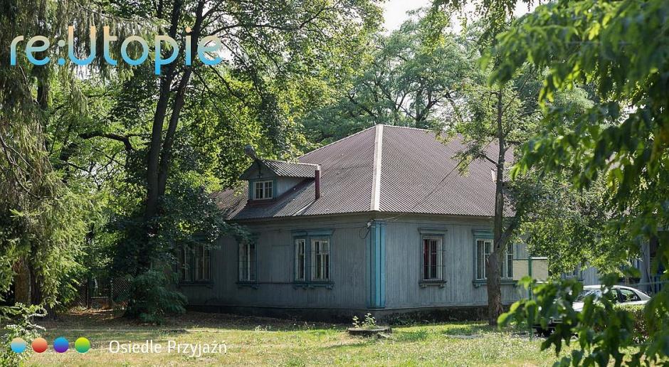 Konkurs re:utopie, czyli utopijne projekty warszawskich osiedli