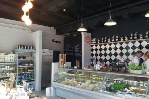 La Fromagerie - sklep z serami może być stylowy