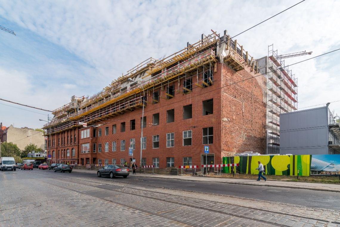 Wrocławski szpital odzyskuje historyczny blask