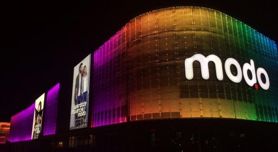 APA Wojciechowski i Grupa Advertis dla MODO - wkrótce otwarcie