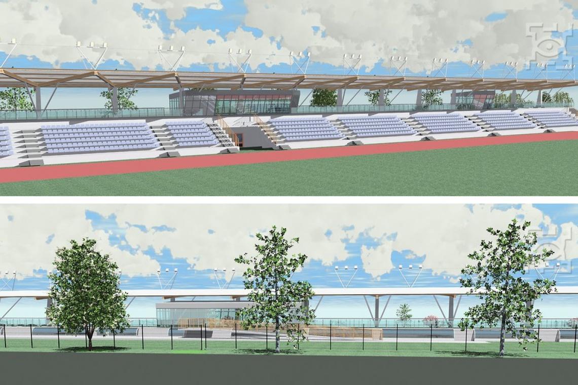 Wybrano wykonawców stadionu lekkoatletycznego w Lublinie