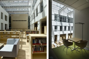 Biblioteka na Koszykowej - tak wygląda w nowej odsłonie