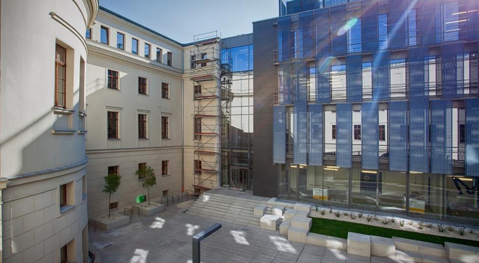 Uniwersytet Artystyczny w Poznaniu z nową siedzibą. To projekt NMS Architekci