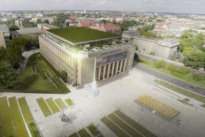Wiemy, kto zaprojektuje nowy gmach Muzeum Narodowego w Krakowie