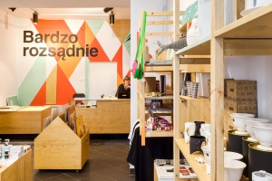 Nowe miejsce z polskim designem już otwarte