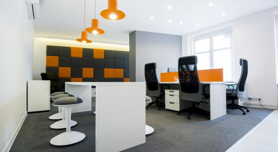 Biuro, które ma inspirować