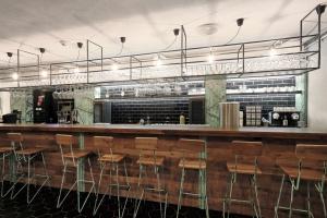 Restauracja Kalaya według koncepcji Lange Projekt