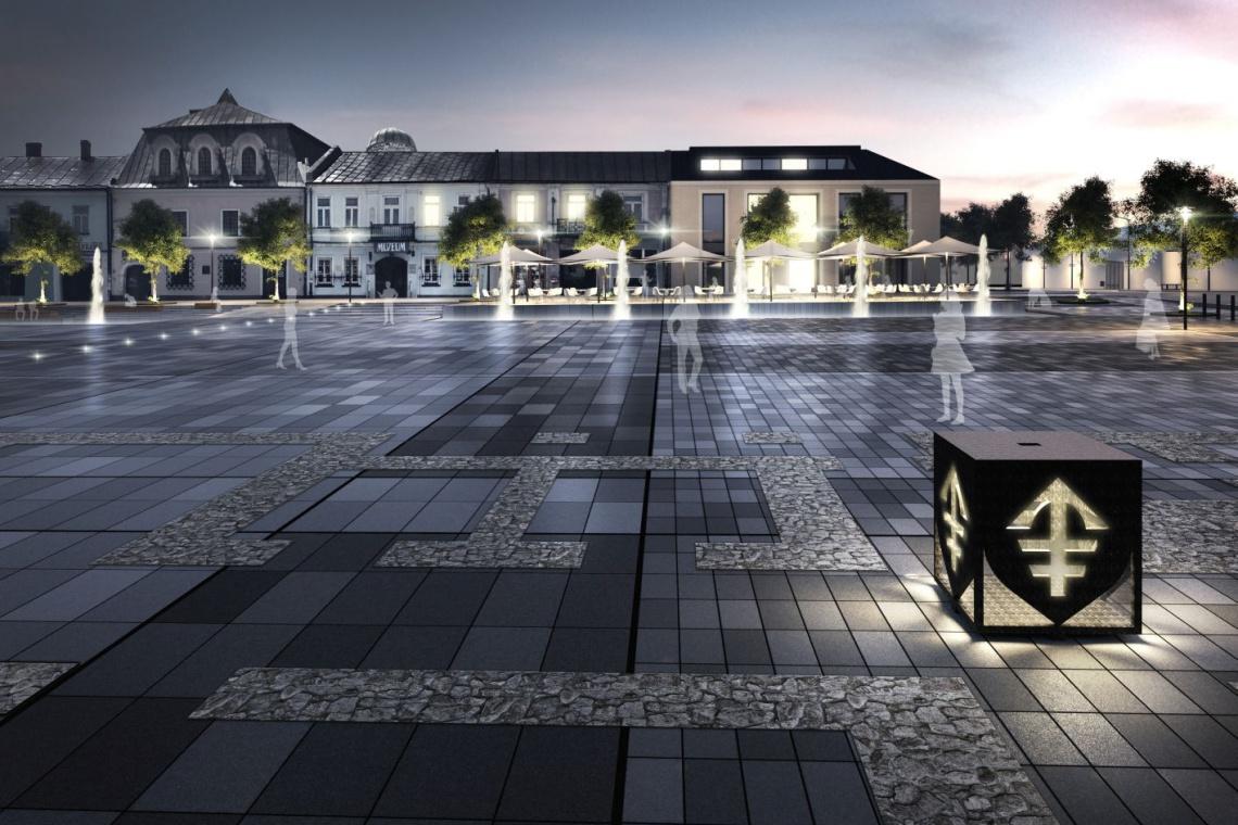Wybrano projektanta rynku w Jędrzejowie