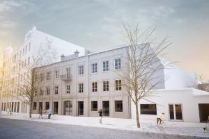 Centrum Kreatywności Targowa zmieni oblicze warszawskiej Pragi